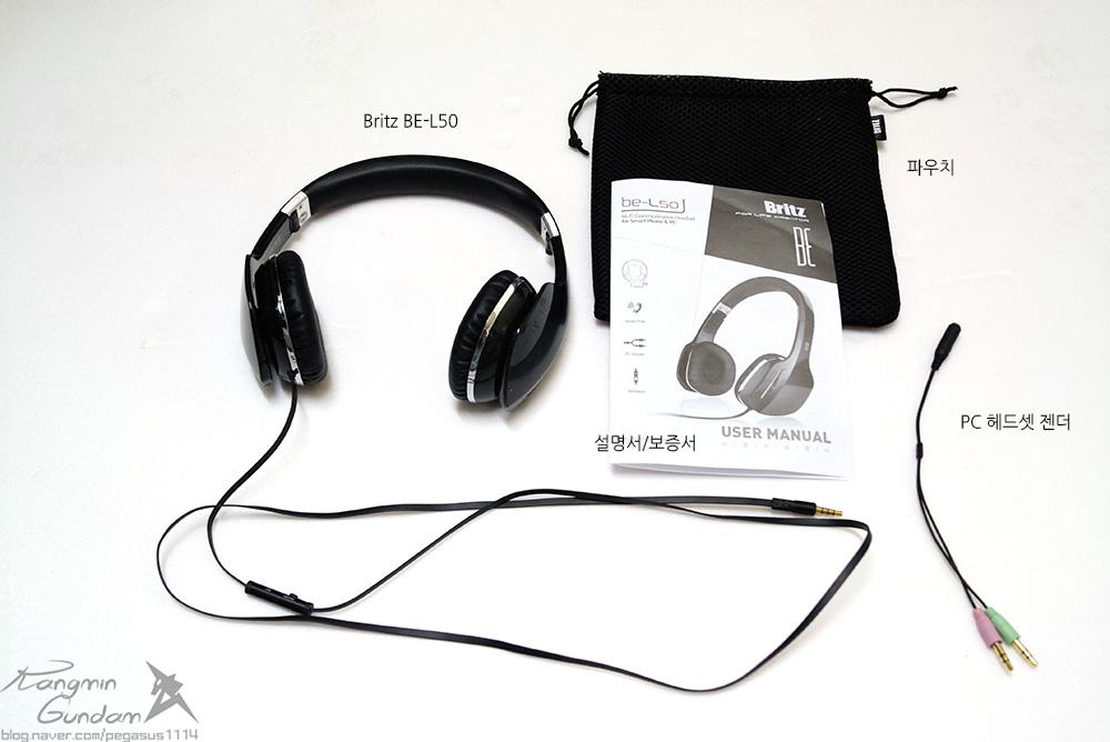 브리츠 BE-L50 헤드폰 헤드셋 Britz-009.jpg