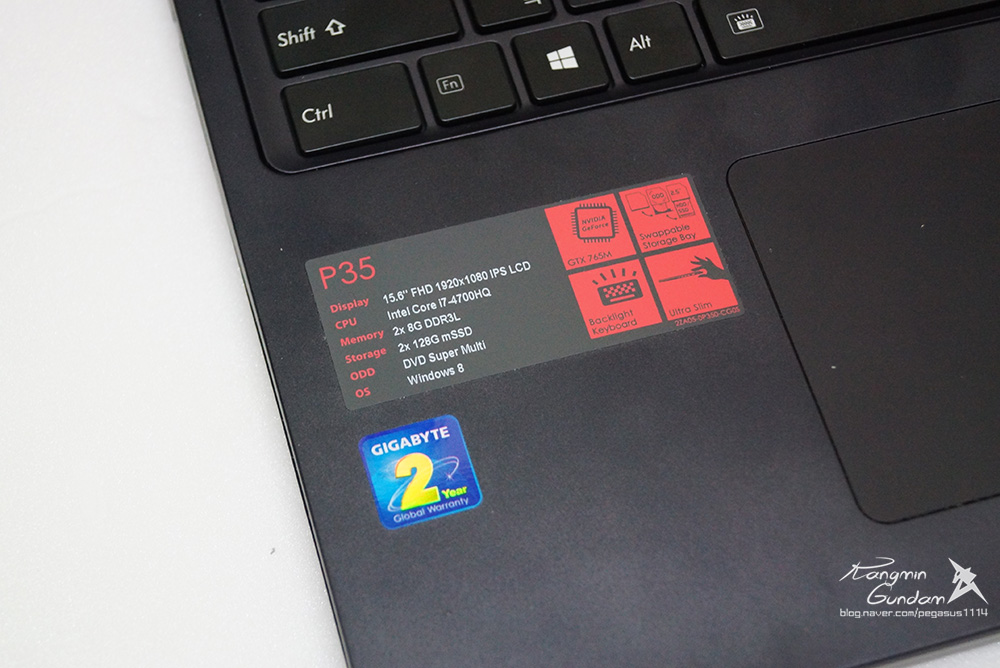 기가바이트 P35K mSATA 256GB Win8 Gigabyte 게이밍 노트북 추천-057.jpg
