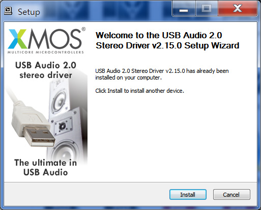 🔥 USB Audio Driver Support | XMOS