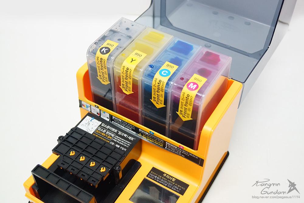 오병이어 AIR 950 모터펌프 자동 잉크충전기 HP 오피스젯 6700 프린터 잉크 충전 -032.jpg