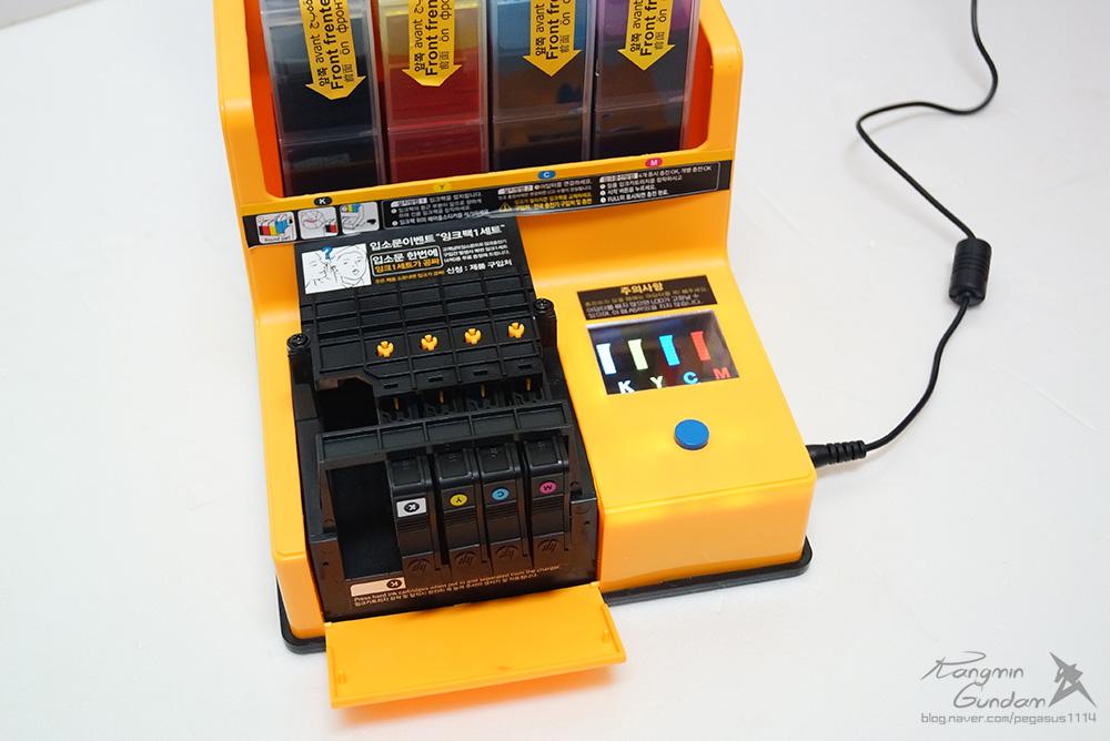 오병이어 AIR 950 모터펌프 자동 잉크충전기 HP 오피스젯 6700 프린터 잉크 충전 -039.jpg