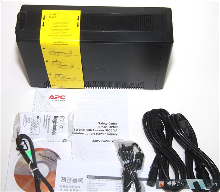 개인컴퓨터 APC Back-UPS Pro550 제품 사용기 : 다나와 DPG는