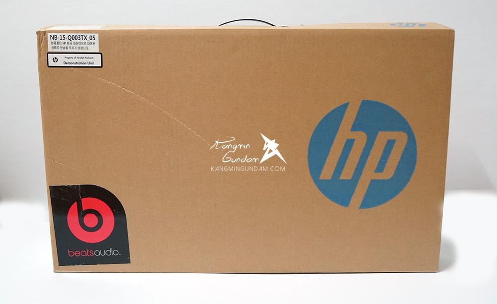 HP ENVY 터치스마트 15-Q003TX 게이밍 노트북 개봉기 -03.jpg