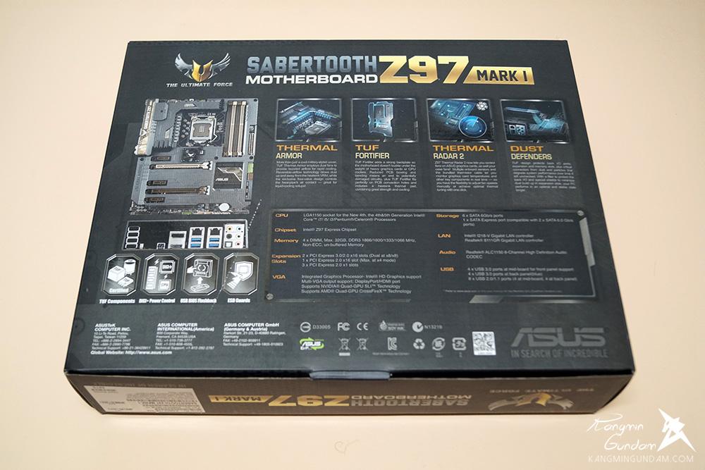 에이수스 세이버투스 마크1 메인보드 ASUS SABERTOOTH Z97 개봉기 사용 후기 STCOM -007.jpg