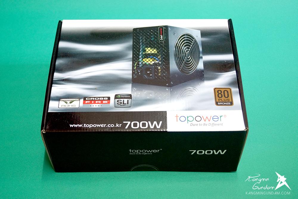 탑파워 topower TOP-700D 80PLUS BRONZE 파워서플라이 사용 후기 -02.jpg