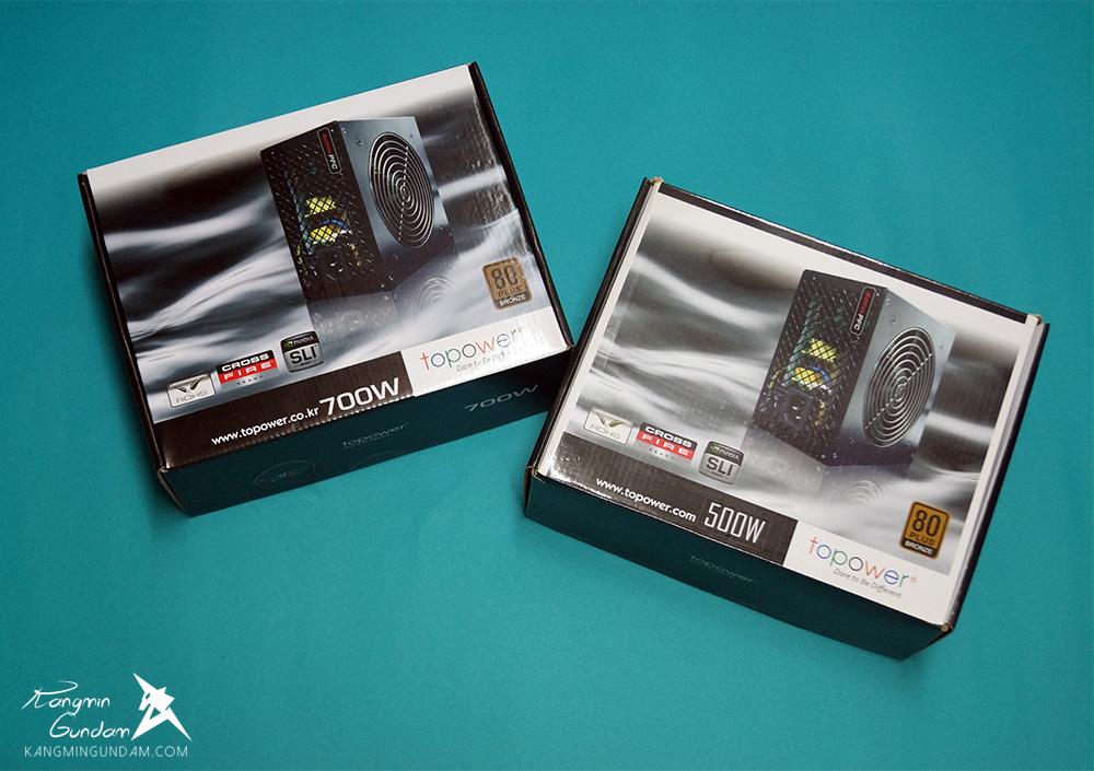 탑파워 topower TOP-700D 80PLUS BRONZE 파워서플라이 사용 후기 -80.jpg