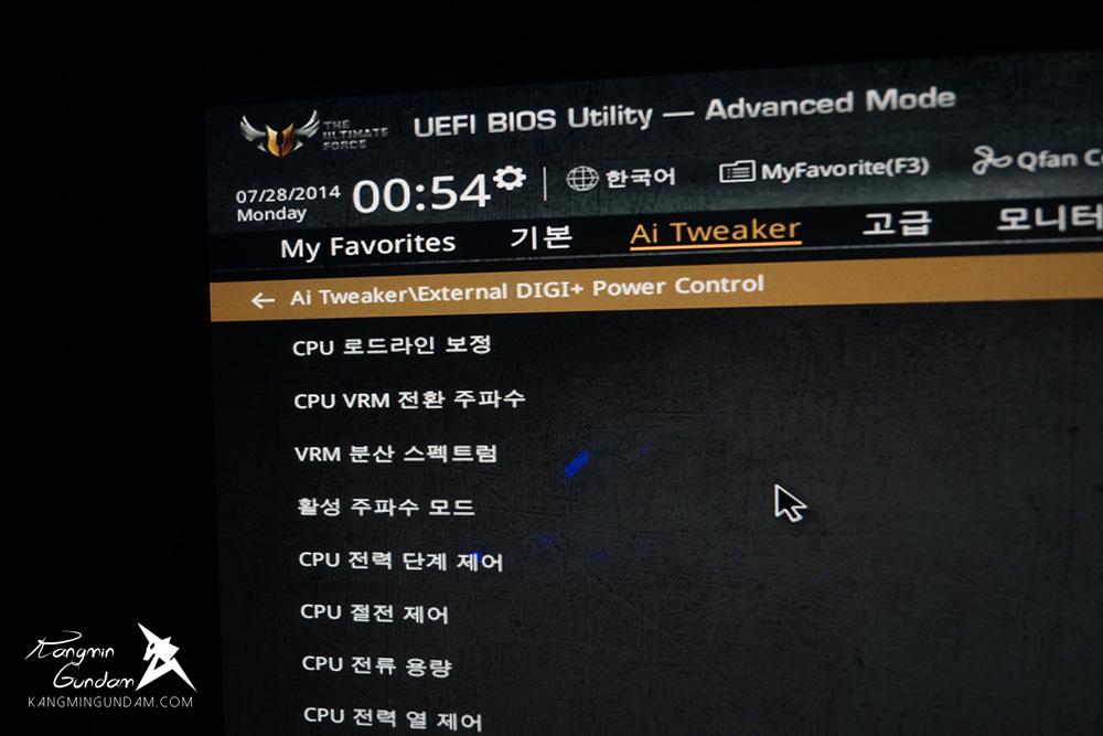 에이수스 세이버투스 마크1 메인보드 ASUS SABERTOOTH Z97 주요 특징 기능 BIOS 바이오스 화면 사용 후기 -56.jpg