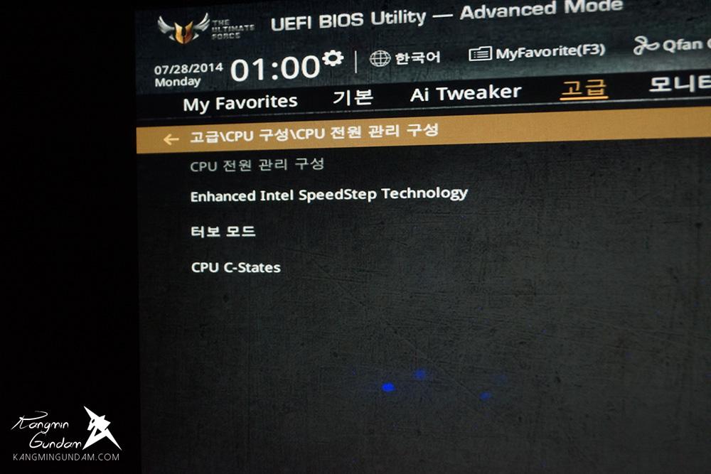 에이수스 세이버투스 마크1 메인보드 ASUS SABERTOOTH Z97 주요 특징 기능 BIOS 바이오스 화면 사용 후기 -66.jpg