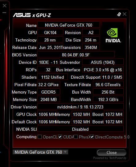 ASUS 지포스 GTX760 OC D5 2GB DCII 그래픽카드 추천 사용 후기 065.jpg