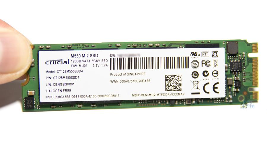 마이크론 Crucial M550 M.2 SSD 128GB (6).jpg