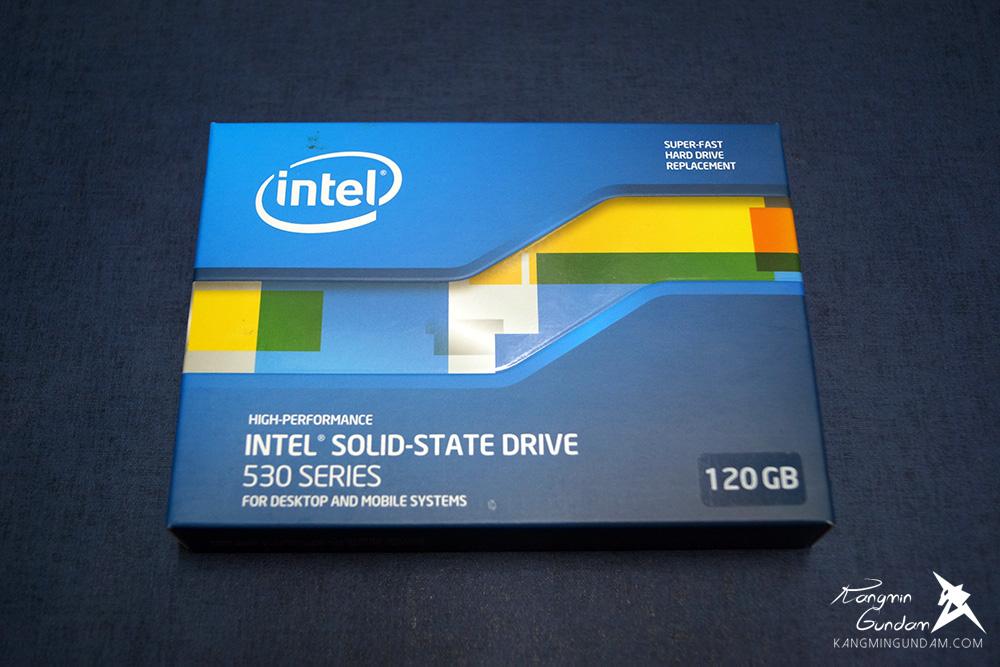 인텔 SSD 530시리즈 INTEL 530series 개봉기 사용 후기 부팅 속도 01.jpg