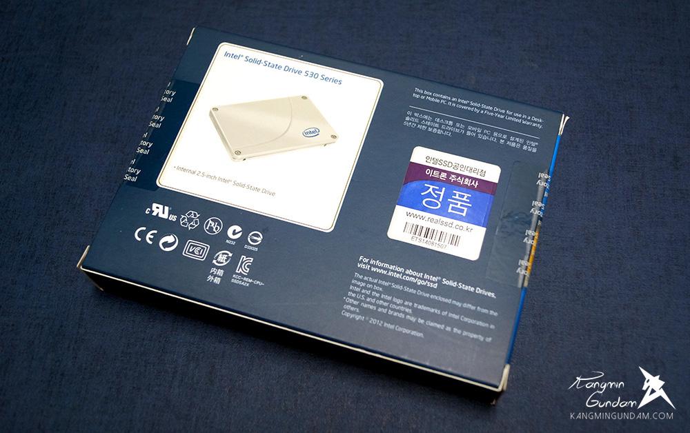 인텔 SSD 530시리즈 INTEL 530series 개봉기 사용 후기 부팅 속도 5.jpg