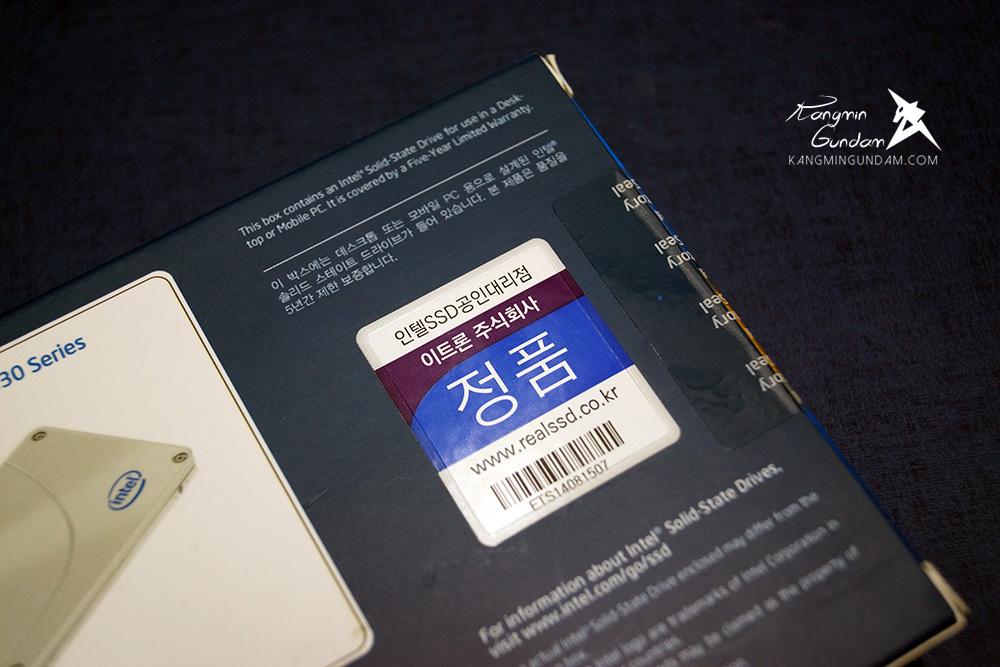 인텔 SSD 530시리즈 INTEL 530series 개봉기 사용 후기 부팅 속도 06.jpg