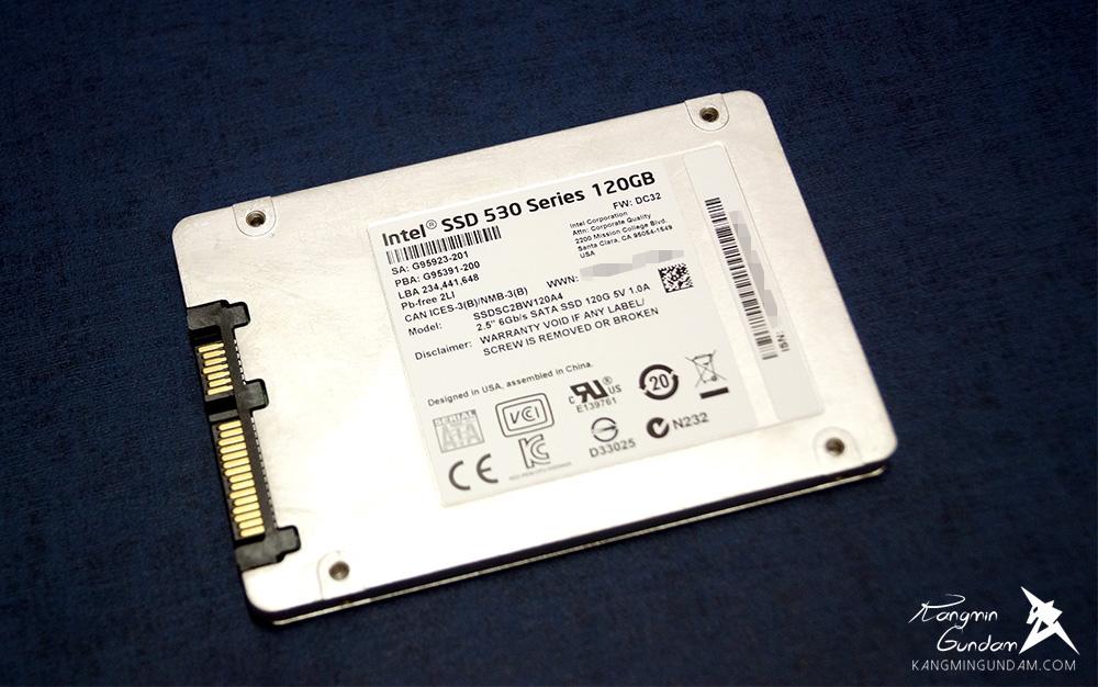 인텔 SSD 530시리즈 INTEL 530series 개봉기 사용 후기 부팅 속도 14 copy.jpg