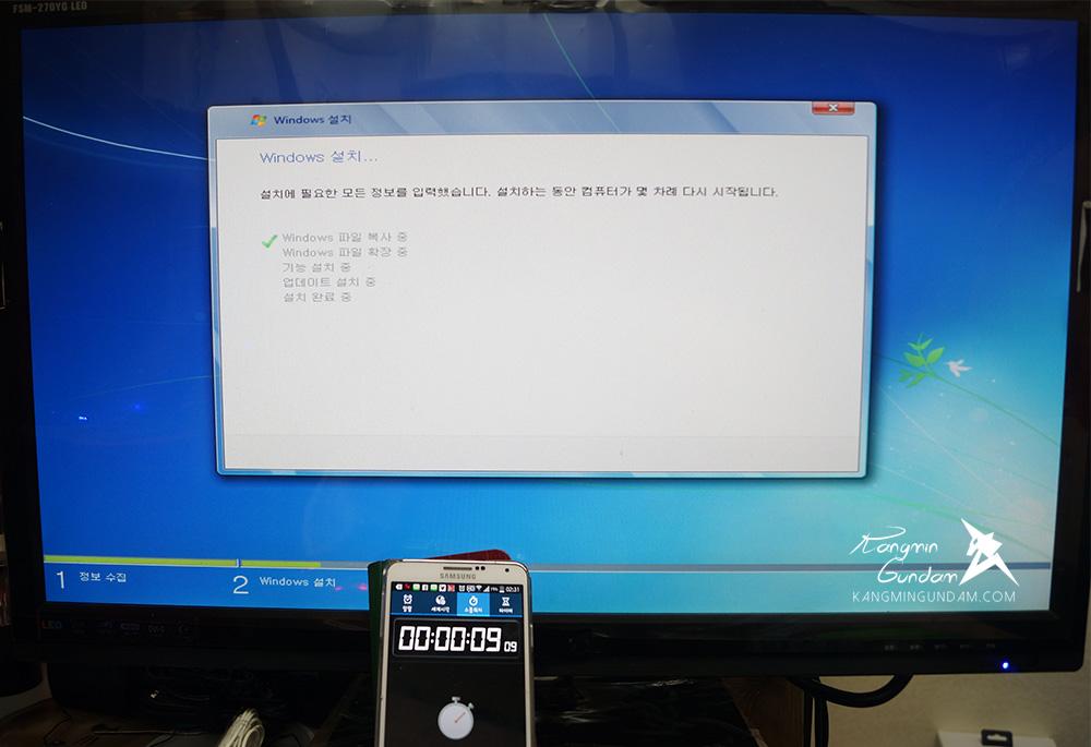 인텔 SSD 530시리즈 INTEL 530series 개봉기 사용 후기 부팅 속도 18.jpg