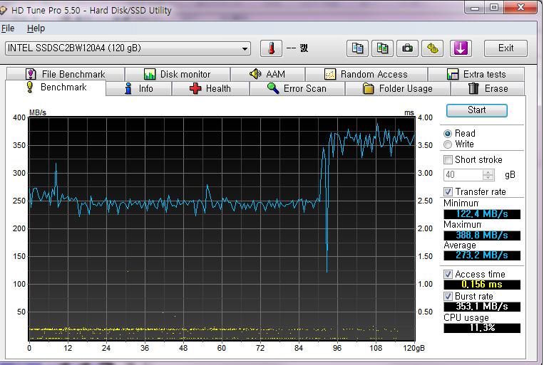 인텔 SSD 530시리즈 INTEL 530series 개봉기 사용 후기 부팅 속도 31.jpg