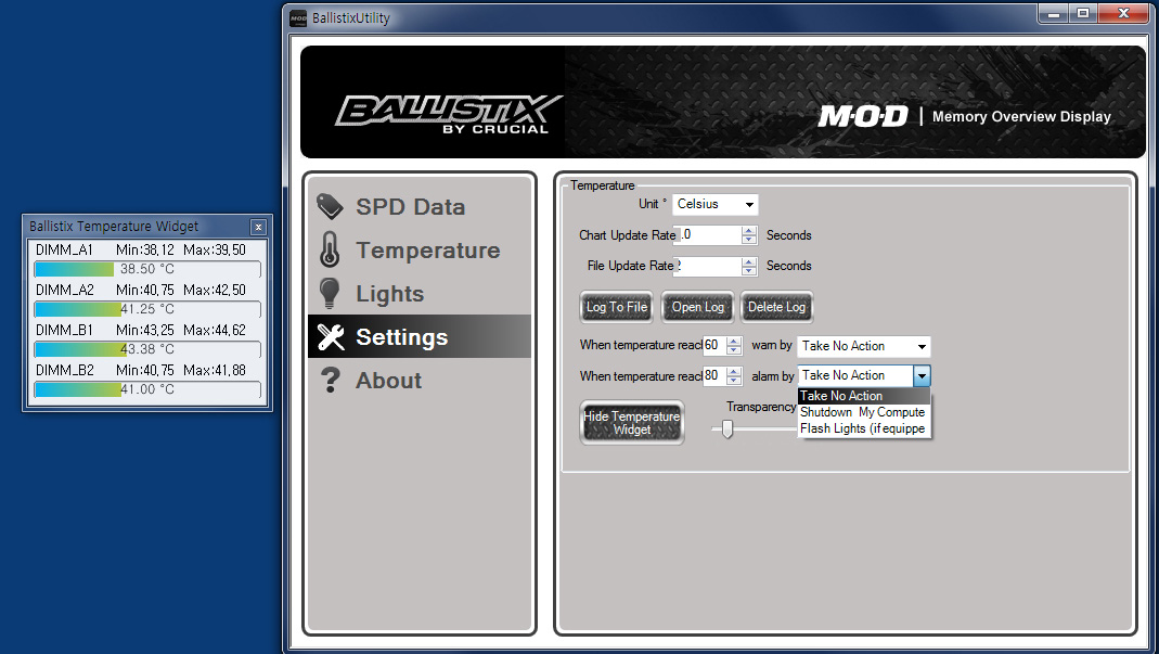 크루셜 발리스틱 택티칼 트레이서 메모리 램 마이크론 Crucial BallistiX Tactical Tracer DDR3 8G PC3 14900 CL9 53.jpg