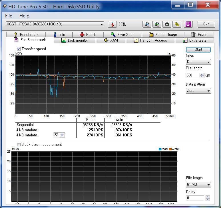 노트북용 하드디스크 히타치 Hitachi 1TB Travelstar 5K1000 HTS541010A9E680 HDD 사용 후기 25.jpg