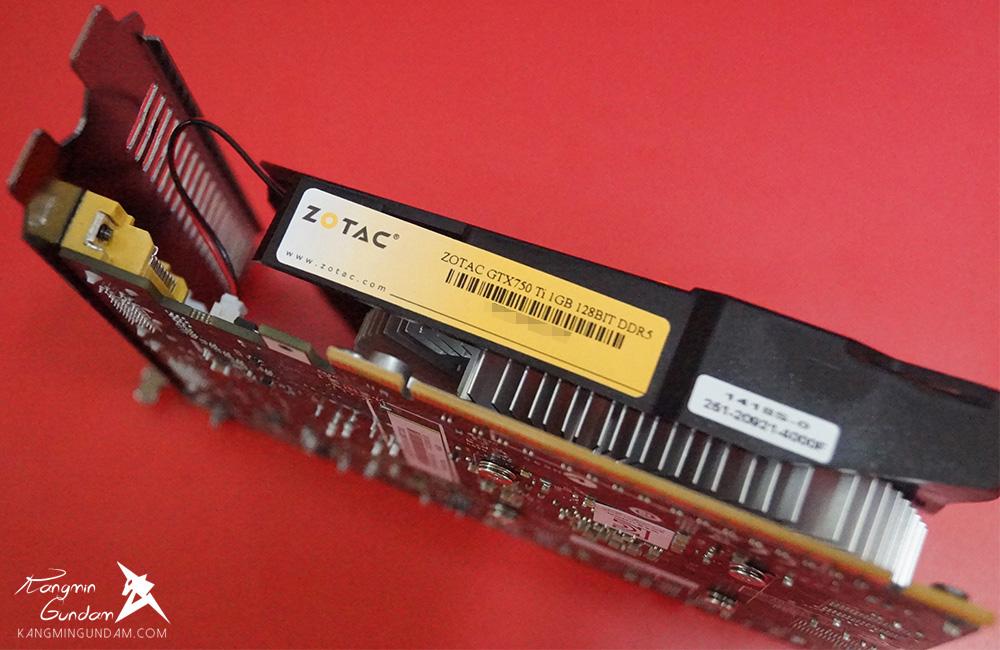 중급 그래픽카드 조텍 ZOTAC 지포스 GTX750 Ti D5 1GB 사용 후기 14.jpg