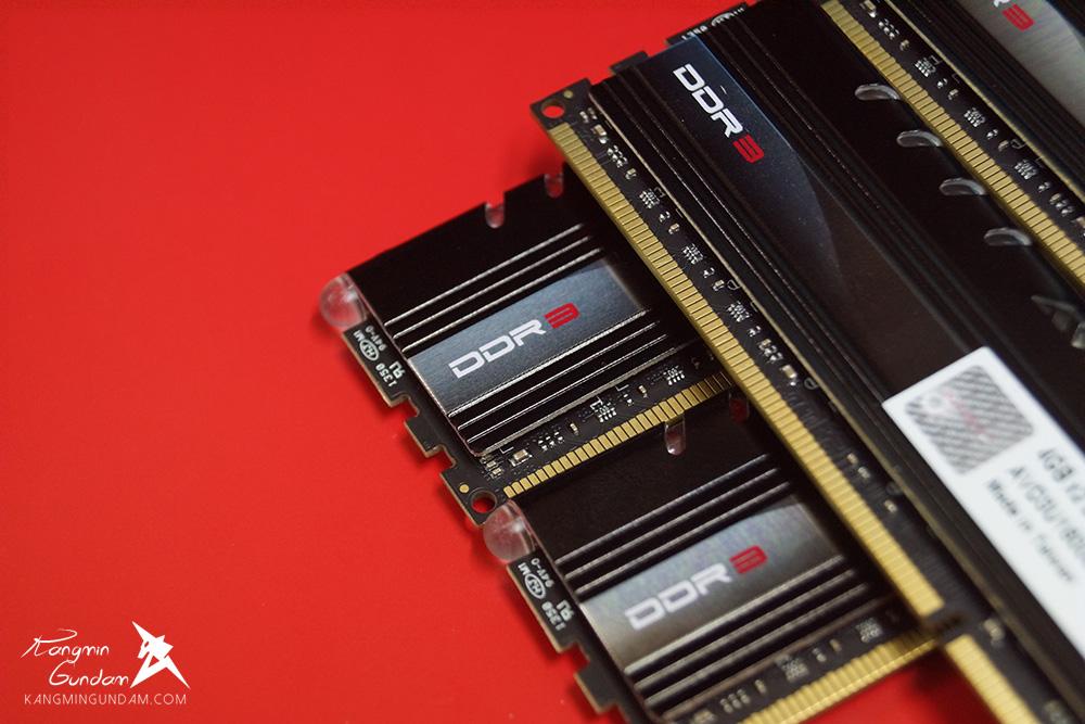 AVEXIR DDR3 8G PC3-12800 CL9 CORE Series 아벡시아 코어 시리즈 LED 튜닝 램 화이트 사용 후기 11.jpg