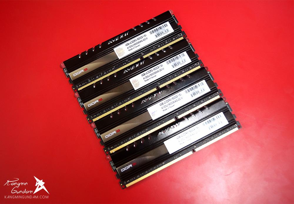 AVEXIR DDR3 8G PC3-12800 CL9 CORE Series 아벡시아 코어 시리즈 LED 튜닝 램 화이트 사용 후기 19.jpg