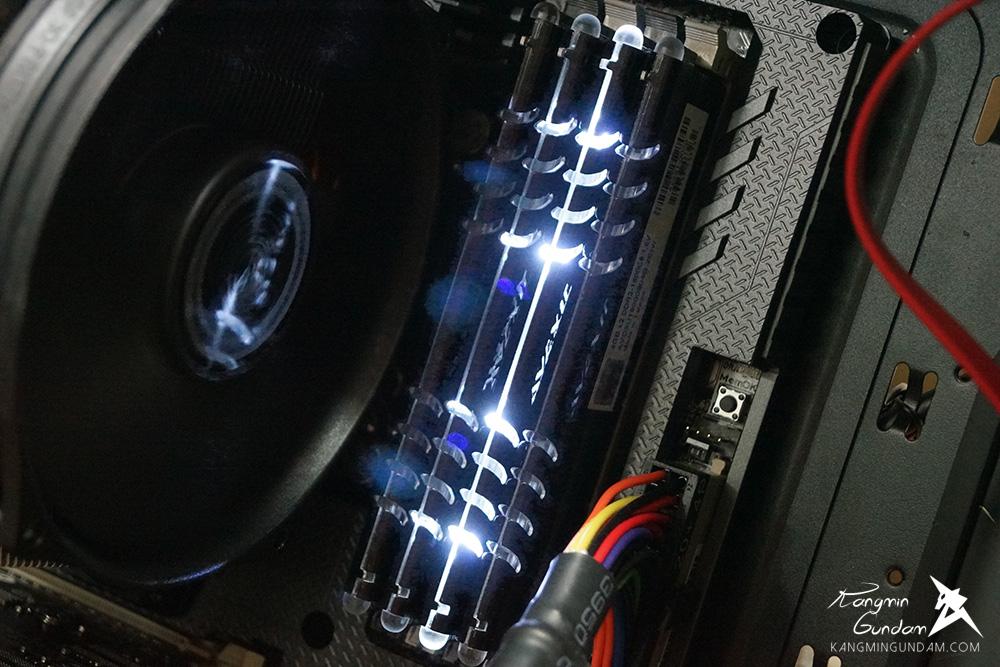AVEXIR DDR3 8G PC3-12800 CL9 CORE Series 아벡시아 코어 시리즈 LED 튜닝 램 화이트 사용 후기 23.jpg