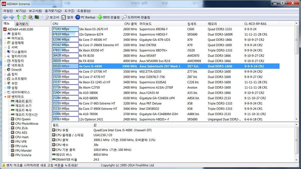 AVEXIR DDR3 8G PC3-12800 CL9 CORE Series 아벡시아 코어 시리즈 LED 튜닝 램 화이트 사용 후기 31.jpg