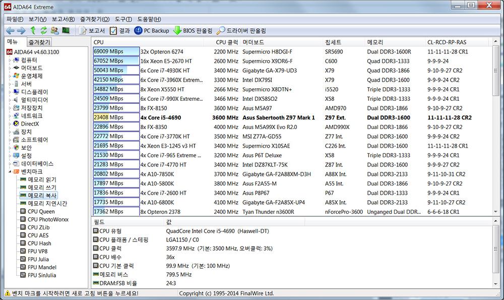 AVEXIR DDR3 8G PC3-12800 CL9 CORE Series 아벡시아 코어 시리즈 LED 튜닝 램 화이트 사용 후기 45.jpg