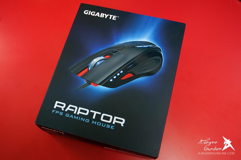 GIGABYTE RAPTOR 기가바이트 랩터 게이밍 마우스 추천 사용 후기 01.jpg