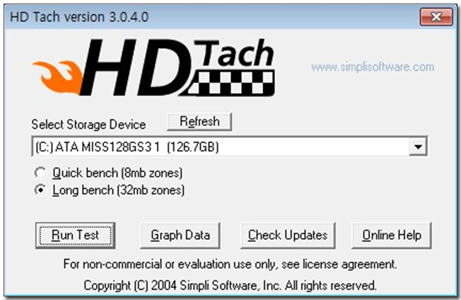 91 hd tach 설정 변경.jpg