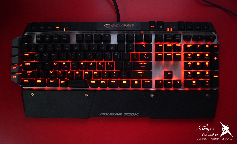 ��� 700K Cougar Gaming ����Ű���� ��� �ı� 40.jpg