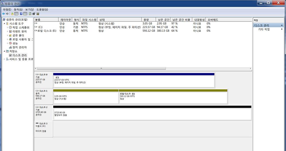 시게이트 4TB 데스크탑 하드디스크 Seagate Desktop 4TB HDD ST4000DM000사용 후기 -09.jpg
