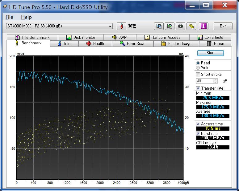 시게이트 4TB 데스크탑 하드디스크 Seagate Desktop 4TB HDD ST4000DM000사용 후기 -24.jpg