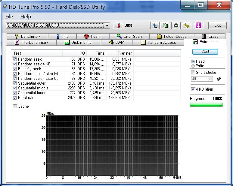 시게이트 4TB 데스크탑 하드디스크 Seagate Desktop 4TB HDD ST4000DM000사용 후기 -25.jpg