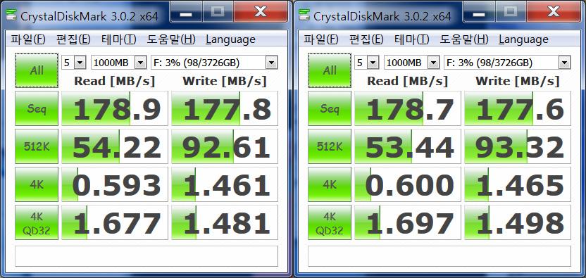 시게이트 4TB 데스크탑 하드디스크 Seagate Desktop 4TB HDD ST4000DM000사용 후기 -28.jpg