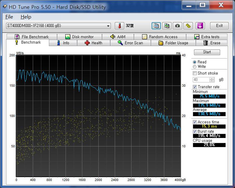 시게이트 4TB 데스크탑 하드디스크 Seagate Desktop 4TB HDD ST4000DM000사용 후기 -30.jpg