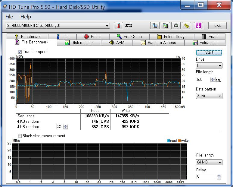 시게이트 4TB 데스크탑 하드디스크 Seagate Desktop 4TB HDD ST4000DM000사용 후기 -32.jpg