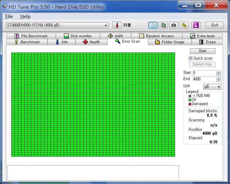 시게이트 4TB 데스크탑 하드디스크 Seagate Desktop 4TB HDD ST4000DM000사용 후기 -34.jpg