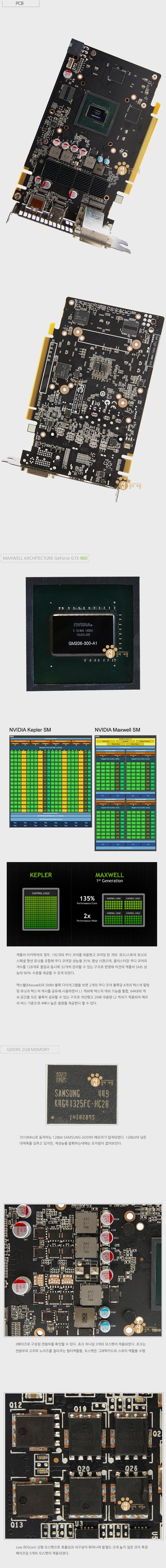 GTX960PCB 조텍 지포스 GTX960 AMP! 아이스스톰 D5 2GB.jpg
