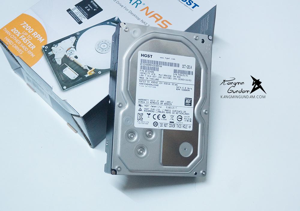 NAS용 히타치 4TB 하드디스크 사용기 HGST HDN724040ALE640 -62.jpg