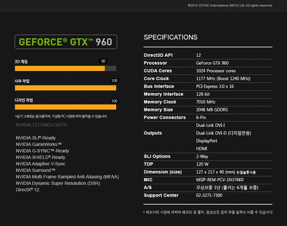 조텍 GTX960 D5 2GB ZOTAC 그래픽카드 추천 -02-2 copy.jpg