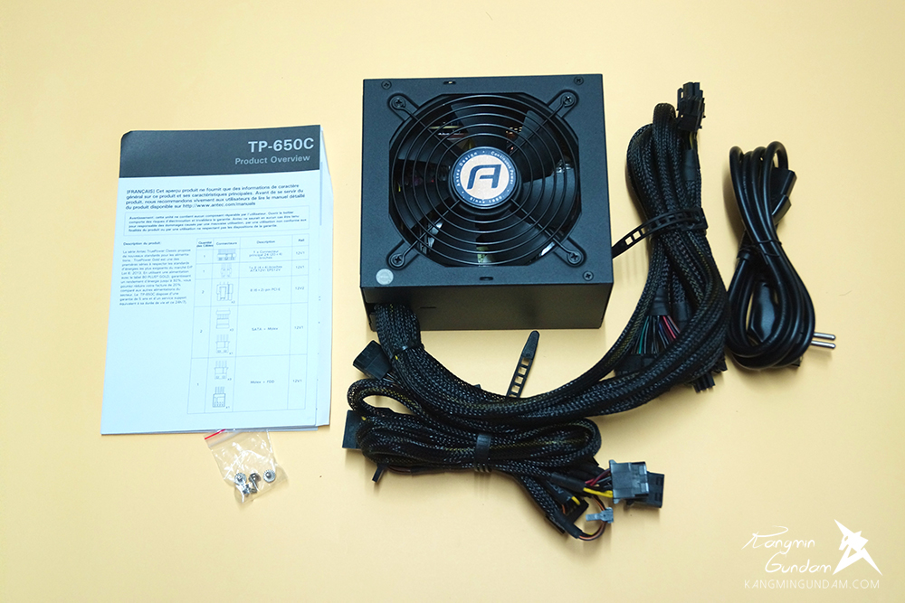 Antec TP-650C 80PLUS GOLD 안텍 650W 파워 사용기 -13.jpg