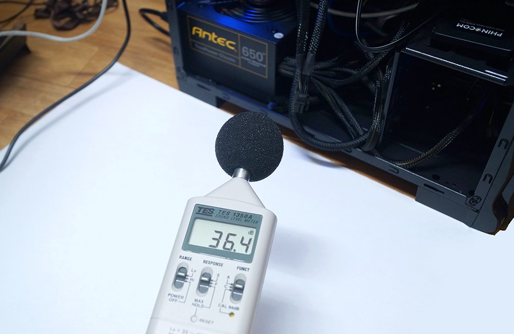 Antec TP-650C 80PLUS GOLD 안텍 650W 파워 사용기 -71.jpg