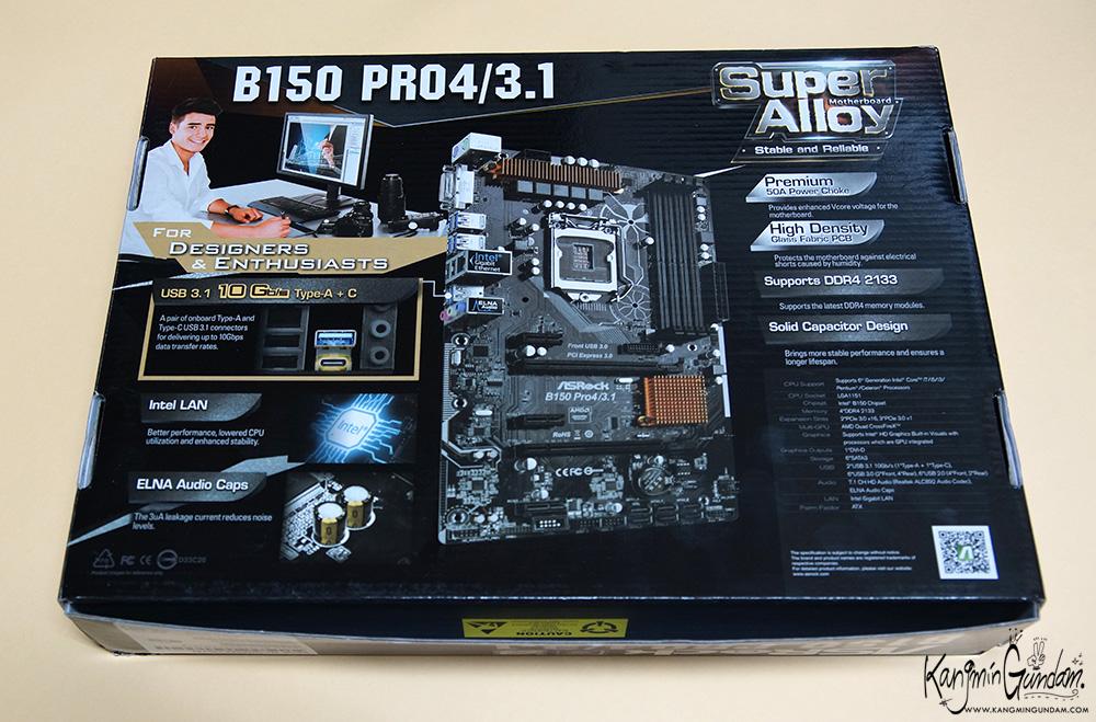 국민 보급형 애즈락 메인보드 ASRock B150 PRO4 PRO3.1 디앤디컴 -007.jpg