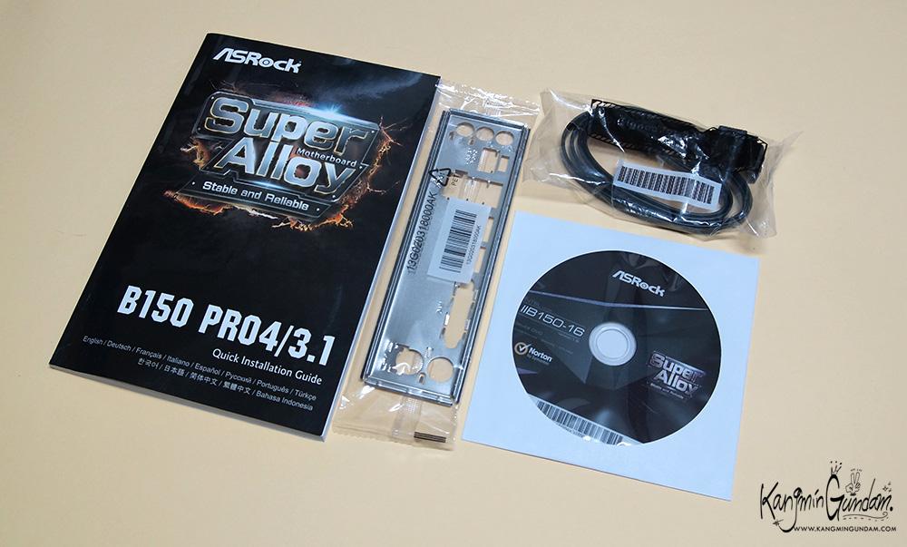 국민 보급형 애즈락 메인보드 ASRock B150 PRO4 PRO3.1 디앤디컴 -011.jpg