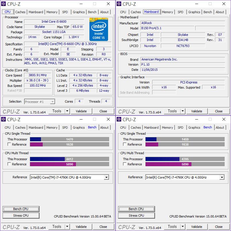 국민 보급형 애즈락 메인보드 ASRock B150 PRO4 PRO3.1 디앤디컴 -112-1.jpg