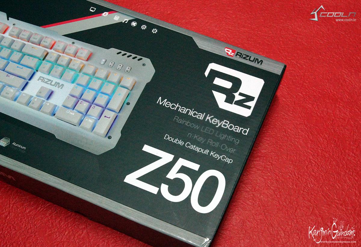 리줌 기계식키보드 RIZUM G-FACTOR Z50 RAINBOW Aluminum 사용기 -03.jpg