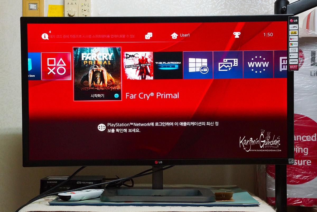 소니 플레이스테이션 SONY PS4 개봉기 북가좌동 게임유아이씨 -99.jpg