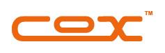 COX 로고