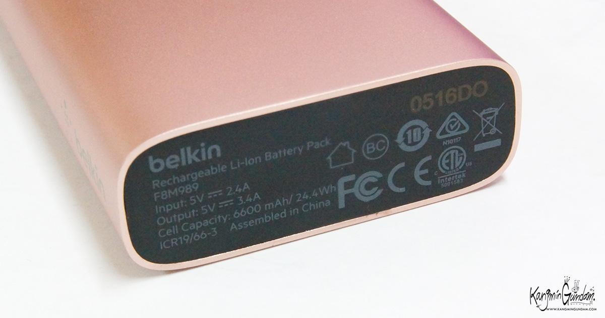 벨킨 MIXIT 메탈릭 파워팩 6600 보조배터리 로즈골드 -11.jpg